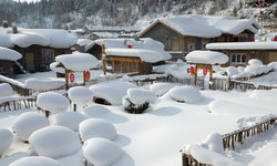 China Snow Country